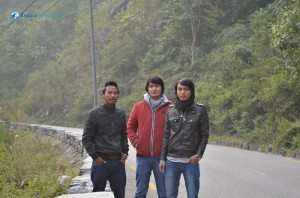 4. Click on the highway