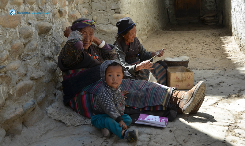 Shades of Upper Mustang