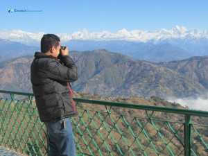17. Sumit, Clicking beautiful View