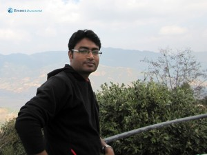 7. From Daman tower