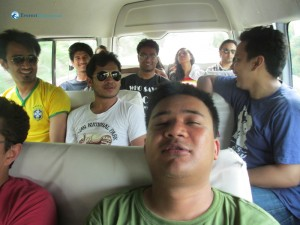 57.On the way to Riverside Resort