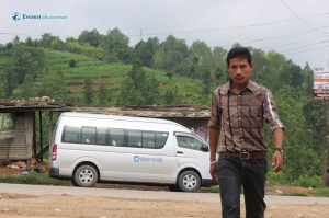 11. Our Guide and Driver