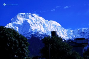 55. View from Ghandruk
