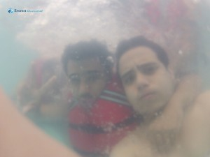 46. Under water photo FAIL