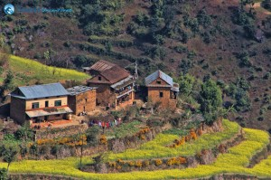 Villages of Nepal - Lakuri Bhanjyang