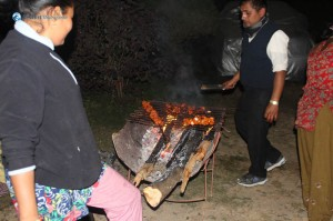 13.Barbeque Time