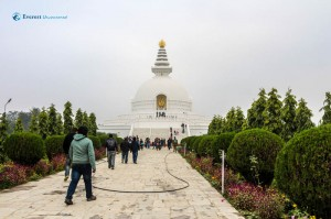 44. towards stupa