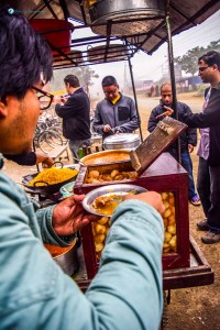 59. Mouth-watering Paani puri