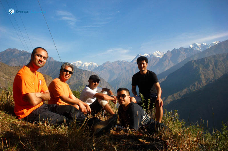 The Great Gorkha Trek