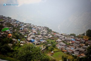 8. Beautiful Barpak Village