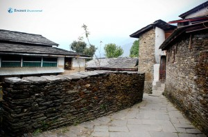 9. Beautiful village Barpak