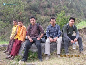 38. Knowledge sharing with monks