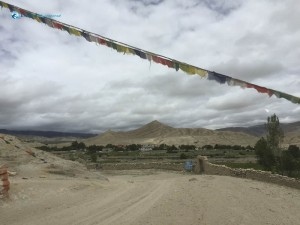 106. Lo Manthang view