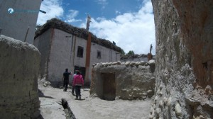 111. Lo Manthang streets