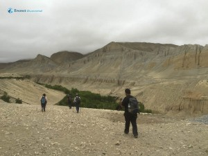 79. Off to Lo Manthang