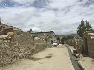 96. Street of Lo Manthang