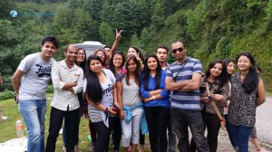 5. Picnic ramailo on the way to daman