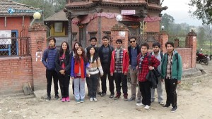 Two Days Hike from LapsiPhedi To Nagarkot