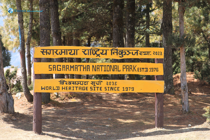 26. Sagarmatha National Park