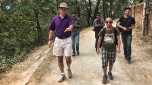 Sundarijal Hike with Bill Higgins
