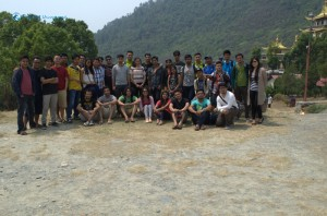 Squad B Outing to Dakshinkali Village Resort