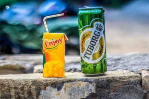 43. Enjoy Tuborg