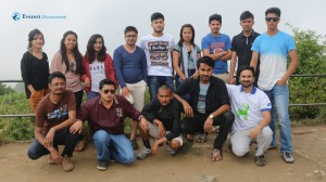 Squad C Team V Outing to Nagarkot