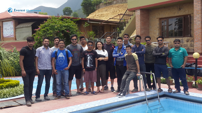 Services United Outing to Khushi Khushi Resort