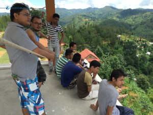 10. Cool View