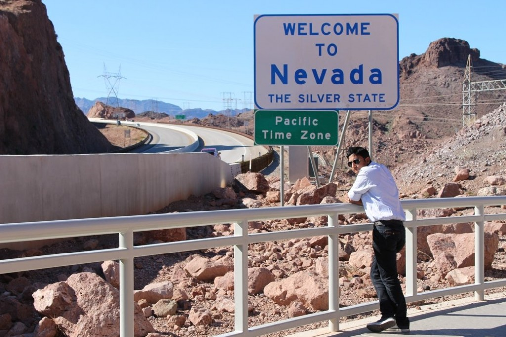 Near Hoover Dam, Nevada