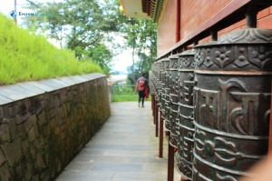 43.The Prayer Wheel