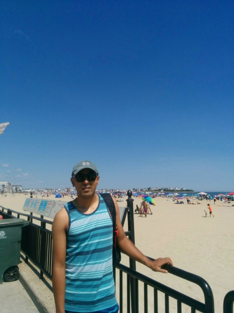 Weekend at Hampton Beach