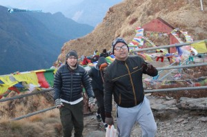 21. We are coming Kalinchok