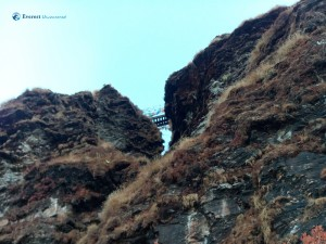 23. Bridge for reaching kalinchowk