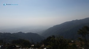 24. View from the Top..the Valley