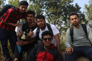 41. Jolly Bhai with cool Bros