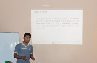 'Anatomy of QA Engineering' by Awanish Ranjan