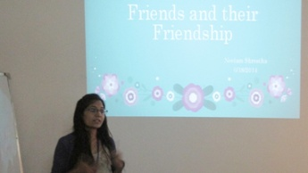 Friends & Thier Friendship by Neelam Shrestha