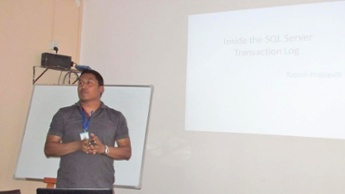 """Inside The SQL Server"" By Rajesh Prajapati"