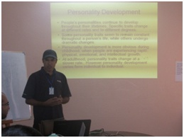 'Personality Development' by Laxman Adhikari