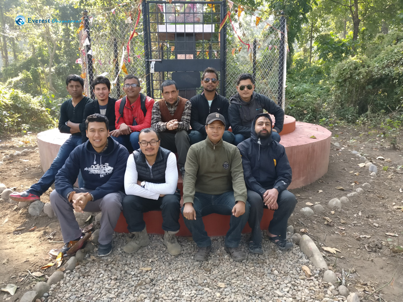 DW Multi-* Research Team Outing to Chitwan