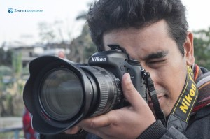 4. The Emerging Cameraman