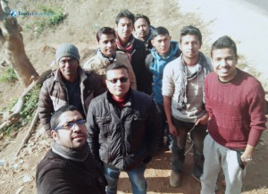 Designers Team Outing to Pokhara