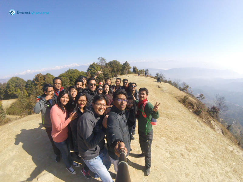 Services Team Outing To Dhulikhel