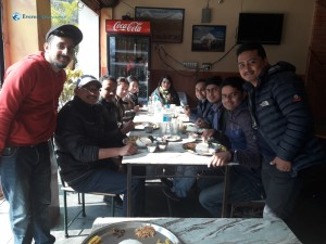34.Thakali lunch