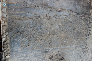 49. Stone Carved map of Bandipur