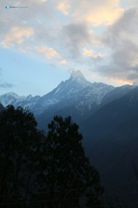 28. Mighty Machhapuchhre