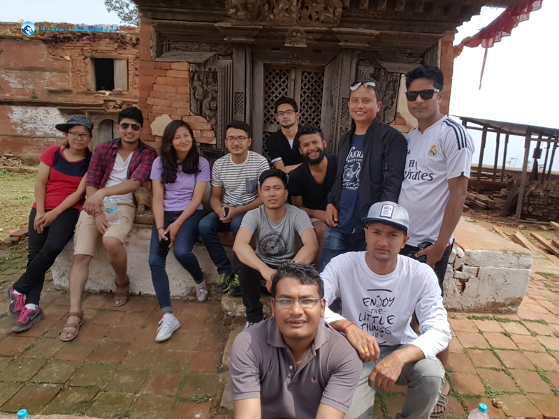Squad A 1-day Hike to Nuwakot Durbar