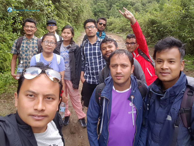 Two Days Hike To Chisapani
