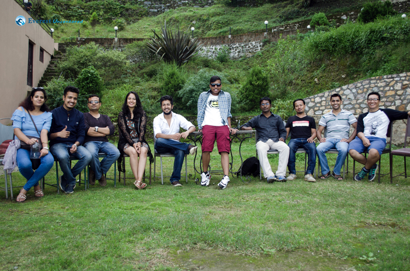 Designer's Team Outing to Bhangeri Resort